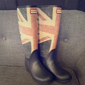 Hunter Original British Rain Boot